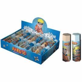 Ластик Naruto, цилиндр 6-гранный, синтетический каучук, картонный держатель, 55*15*15мм