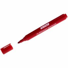 Маркер для флипчарта Berlingo красный, пулевидный, 2мм