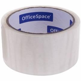 Клейкая лента упаковочная OfficeSpace, 48мм*40м, 38мкм, ШК