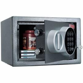 Сейф мебельный Aiko T-17 EL (эл/замок+мастер ключ), Н0 класс взломостойкости
