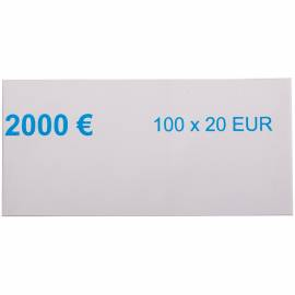 Кольцо бандерольное 20 евро (500 шт.)