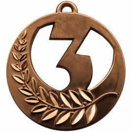 "Медаль Артанс ""Тильва"", бронза, 50мм"