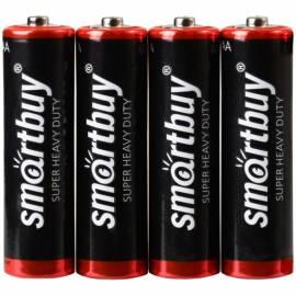 Батарейка SmartBuy AA (R06) SB4