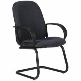 Конференц-кресло Chairman 279 V металл, ткань JP черная