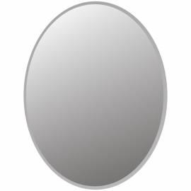 Зеркало настенное овальное, 400*600, фацет
