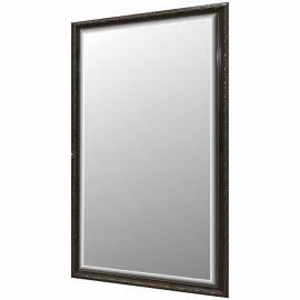 Зеркало настенное прямоугольное, 400*800, багет орех