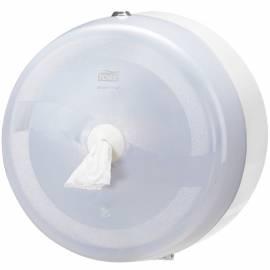 """Диспенсер для туалетной бумаги в рулонах Tork SmartOne """"Classic""""(Т8) пластик, механический, белый"""