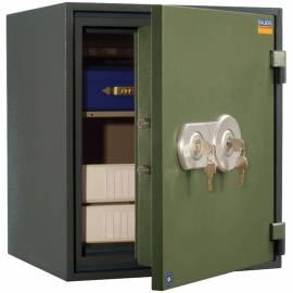 Сейф огнестойкий Valberg FRS-51 КL (замки: ключ + ключ), класс 60Б