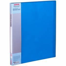 """Папка с 20 вкладышами Berlingo """"Diamond"""", 14мм, 700мкм, синяя"""