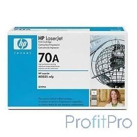 HP Q7570A Картридж ,BlackLaserJet M5025mfp/M5035mfp, Black, (15000стр.)