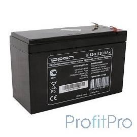 Ippon Батарея IP12-9 12V/9AH 669058