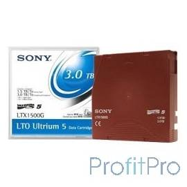 Sony Ultrium LTO5, 3.0TB (1.5Tb native), bar code labeled Cartridge (for libraries & autoloaders) (analog HP C7975L/ C7975A +la