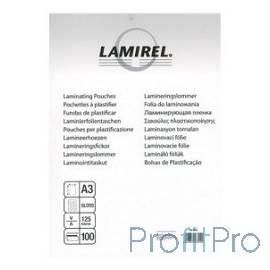 Lamirel Пленка для ламинирования LA-7865901 (А3, 125мкм, 100 шт.)