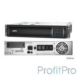 APC Smart-UPS 1000VA SMT1000RMI2U Line-Interactive, 2U RM, LCD, USB