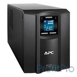 APC Smart-UPS 1500VA SMC1500I Line-Interactive, Tower, IEC, LCD, USB