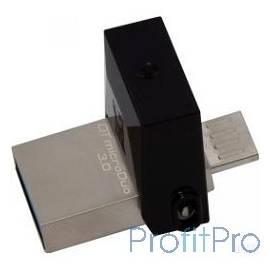 Kingston USB Drive 32Gb DTDUO3/32GB USB3.0, MicroUSB