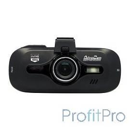 """Автомобильный Видеорегистратор AdvoCam FD8 BLACK-GPS 2.7""""1920x1080,угол обзора 120°,G-сенсор,GPS,microSD,280 мАч"""
