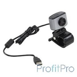 CANYON CNE-CWC2 веб - камера 720P HD, 2.0 Мпикс, USB 2.0, 360° поворотное крепление