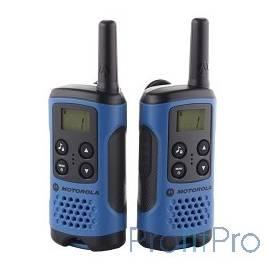 Motorola TLKR T41 Радиостанция (комплект из 2 радиостанций)