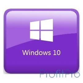 Microsoft Windows 10 [FQC-08909] Professional Russian 64-bit 1pk DSP OEI DVD