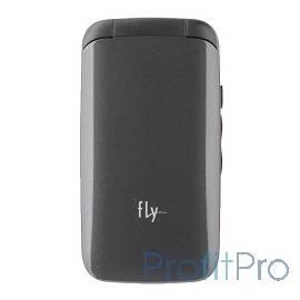 "Fly Ezzy Trendy 3 Dark Grey 2.4""240x320/MP3/FM/BT/32Мб/microSD/2 sim/раскладной"