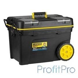 "Ящик-тележка для инструмента ""BIGPRO"" пластиковая, STAYER Professional [38107-24]"