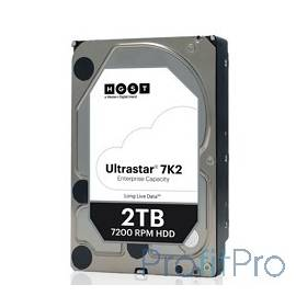 "2Tb Hitachi Ultrastar 7K2 (HUS722T2TALA604) SATA 6Gb/s, 7200 rpm, 128mb buffer, 3.5"" [1W10002]"