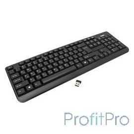 Keyboard SVEN Comfort 2200 Wireless, чёрная SV-03102200WB