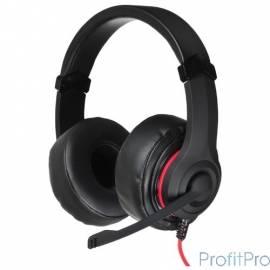 Oklick HS-L330G черный 2.2м мониторы оголовье (N-6) [359481]