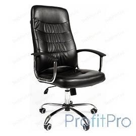 Офисное кресло РК 200 (Обивка: экокожа Ариес, цвет - черный) [00-00000114]