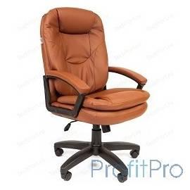 Офисное кресло РК 168 (Обивка: экокожа Терра, цвет - коричневый) 00-00000238