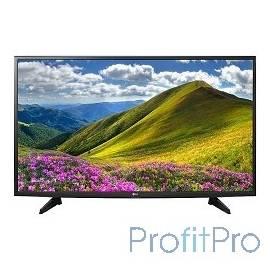"""LG 43"""" 43LJ510V черный FULL HD/50Hz/DVB-T2/DVB-C/DVB-S2/USB (RUS)"""