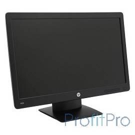 """LCD HP 21.5"""" P223 черный TN+film LED 1920x1080 5ms 16:9 250cd 178гр/178гр D-Sub DisplayPort [X7R61AAABB]"""