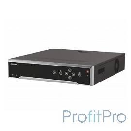 HIKVISION DS-7716NI-K4/16P 16-ти канальный IP-видеорегистратор с PoE Видеовход: 16 каналов аудиовход: двустороннее аудио 1 кана