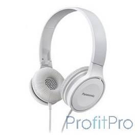 Panasonic RP-HF100GC-W 1.2м белый проводные (оголовье)