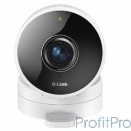 D-Link DCS-8100LH/A1A 1 Мп беспроводная облачная сетевая HD-камера, день/ночь, с ИК-подсветкой до 5 метров, углом обзора по гор