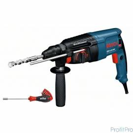 Bosch GBH 2-26 DRE + Wiha screwdriver [0615990K00]