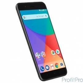 Xiaomi Mi A1 Black 64GB 5.5&apos&apos (1920х1080)IPS/Snapdragon 625 MSM8953/ 64Gb