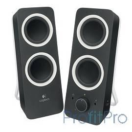 Logitech Z-200 980-000810 Speakers midnight black Колонки