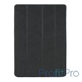 Чехол Continent IP-50 BK Эко кожа/пластик, черный, для IPad Air