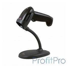 Honeywell HWH 1250G LITE [1250GHD-2USB1LITE] Чёрный Ручной линейный лазерный сканер штрих-кода USB с подставкой