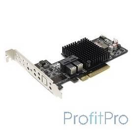 ASUS Контроллер PIKE II 3008-8I 8-port SAS-3, 12 Gbit/s, RAID 0, 1, 10, 1E (LSI SA3008)