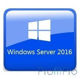 P73-07059 Microsoft Windows Server Standard 2016 Russian 64-bit Russia Only DVD 5 Clt
