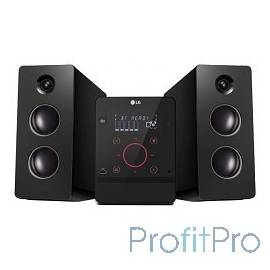 LG CM2760 черный 160Вт/CD/CDRW/FM/USB/BT
