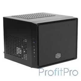 MidiTower Cooler Master Elite110A [RC-110A-KKN1] USB 3.0 x 2, 1xFan, Black, w/o standart ATX PSU, mITX