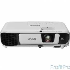 Epson EB-S41 [V11H842040] 3xLCD, 3300 люмен, 15000:1, 800x600,D-Sub, HDMI, RCA, S-Video, USB
