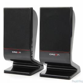 CROWN CMS-601 (USB, 6W управление громкостью, разъём для наушников, кнопка включения, Длина кабеля между колонками 1мДлина ауди