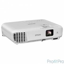 Epson EB-W05 [V11H840040] LCD, 16:9, 1280x800, 3300 ANSI, 15000:1, HDMI, USB, 1x2W, 2.5kg, White
