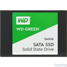 WD SSD 240Gb WDS240G2G0A SATA 3.0