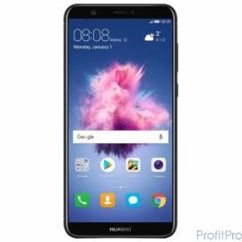 "Huawei P smart black 5.65""/2160x1080/HiSilicon Kirin 659/32Gb/3Gb/3G/4G/13MP+ 8MP/Android 8.0"